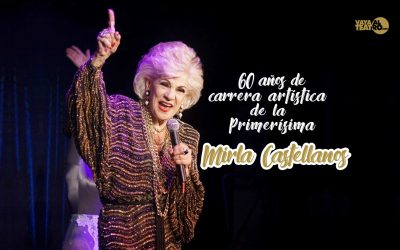 60 Años de Carrera Artística de Mirla Castellanos