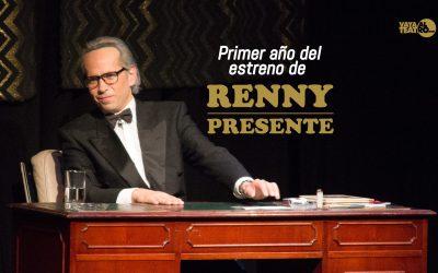 Primer año del estreno de Renny Presente